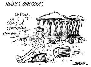 000 Faujour Grèce