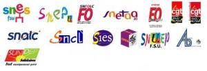 logo intersyndicale 10 octobre