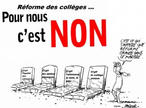 000 Réforme des collèges néo